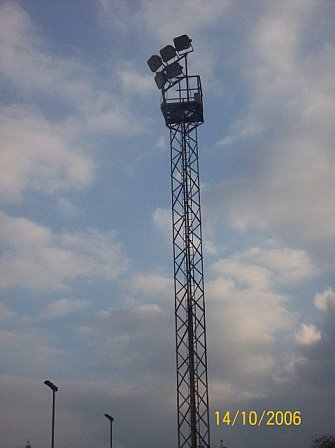 Greenfields floodlight