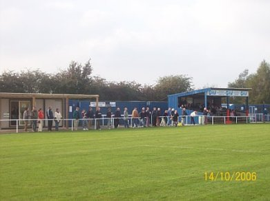 Greenfields Main Stand