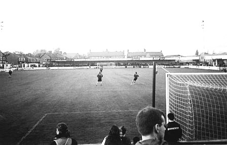 Home End terrace