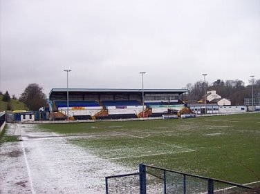 Long View of Harrison Park