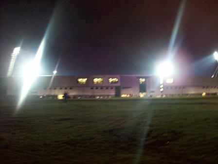 Keepmoat at night