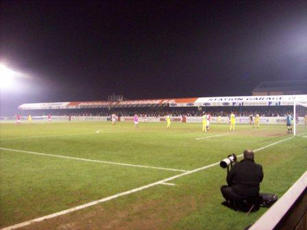 Dagenham & Redbridge London Borough of Barking & Dagenham Stadium