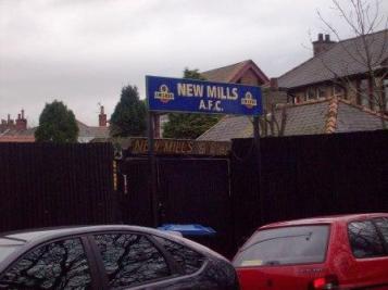 New Mills ChurchLane