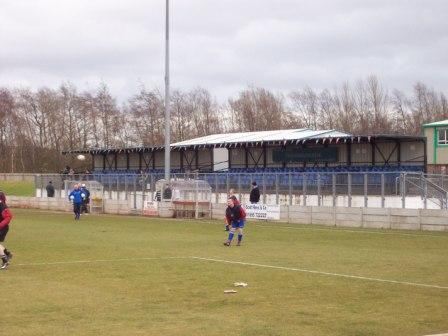 Skelmersdale Utd Ashley Travel Stadium