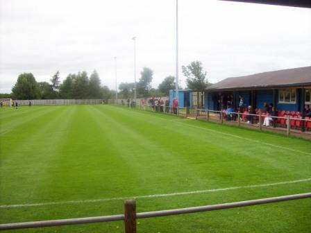 Main stand & clubhouse