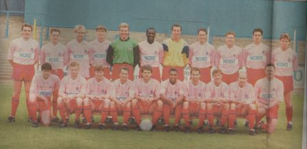 Albion 1990-91 (wearing the worst kit of all time)