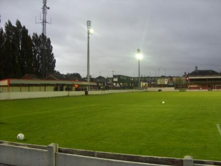Ossett Town Ingfield Stadium 015