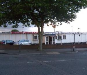 Bloxwich United Red Lion Ground (1)