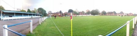 Bloxwich United Red Lion Ground (6)