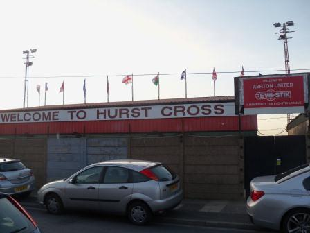 Ashton United Hurst Cross (1)