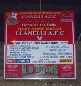 Llanelli AFC (1)
