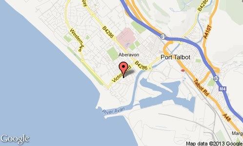 ptt afc map