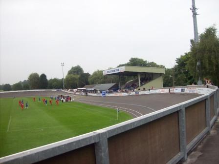 Newcastle Town Lyme Valley Stadium 7