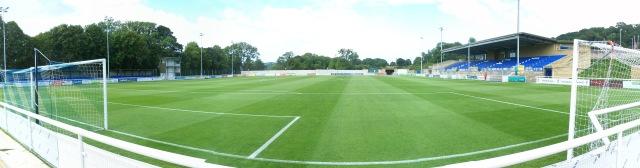 Bangor City FC Nantporth (5)