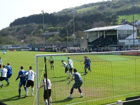 Action against Airbus UK Broughton in April 2011 (2-0)