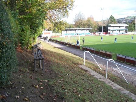 Newtown FC Latham Park (15)