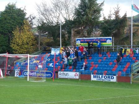 Newtown FC Latham Park (30)