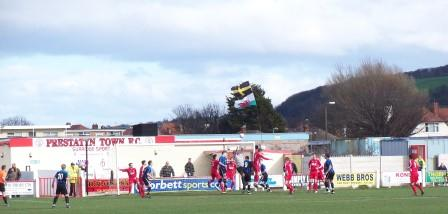 Action v Llanelli March 2012 (1-2)