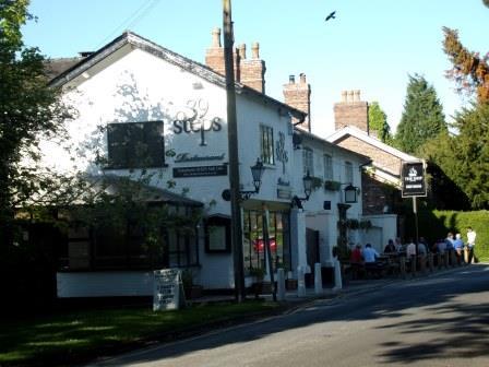The Ship Inn, Altrincham Road, Styal - Great Pub