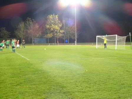 Penalty saved by MMU keeper early on