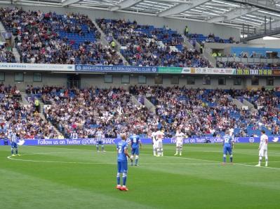 Brighton & Hove Albion (13)