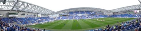 Brighton & Hove Albion (9)