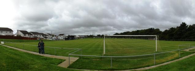 Llanfair PG FC (2)