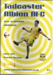 tadcaster albion prog 2013