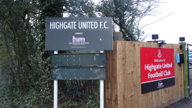 Highfate United (1)