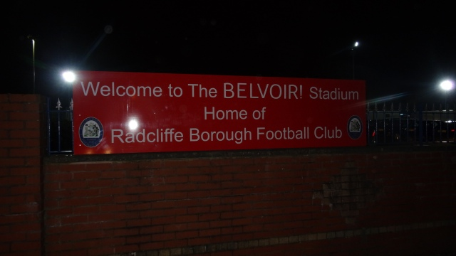 Radcliffe Borough (1)