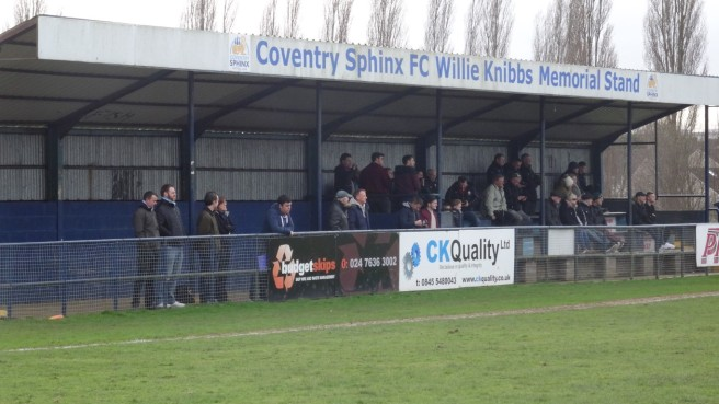 Coventry Sphinx (11) (Medium)