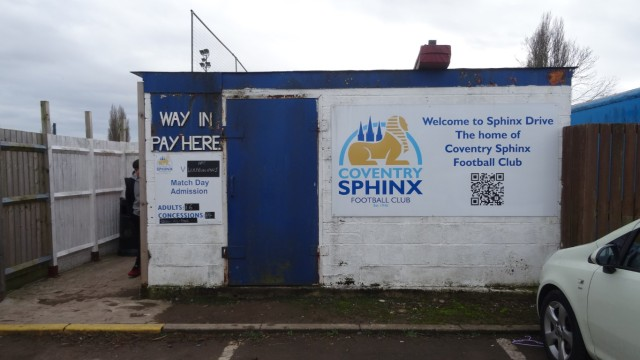 Coventry Sphinx (5) (Medium)